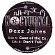 DEZZ JONES - CASE OF THE EX - NOCTURNAL 2 - VINYL RECORD - MR147029