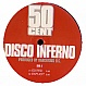 50 CENT - DISCO INFERNO - SHADY RECORDS - VINYL RECORD - MR148751