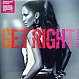 JENNIFER LOPEZ - GET RIGHT - SONY - VINYL RECORD - MR149774