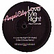 ANGEL CITY - ALBUM SAMPLER - DATA - VINYL RECORD - MR151232