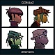 GORILLAZ - DEMON DAYS - PARLOPHONE - VINYL RECORD - MR158787