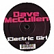 DAVE MC CULLEN ELECTRIC GIRL - Vinyl Records - MR172961