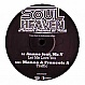 SOUL HEAVEN PRESENTS - MASTERS AT WORK (ALBUM SAMPLER) - SOULHEAVEN - VINYL RECORD - MR176563