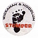 WICKAMAN & HOODLUM - THE STOMPER - INFRARED 1 - VINYL RECORD - MR184089