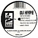 DJ HYPE - SHOT IN THE DARK (REMIX) - SUBURBAN BASE 20R - VINYL RECORD - MR19097