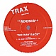 ADONIS - NO WAY BACK - TRAX CLASSICS 19 - VINYL RECORD - MR194433