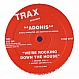 ADONIS - WE'RE ROCKING DOWN THE HOUSE - TRAX CLASSICS 8 - VINYL RECORD - MR194475
