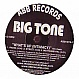 BIG TONE FEATURING DWELE - WHATS UP - ABB RECORDS - VINYL RECORD - MR197243