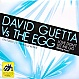 DAVID GUETTA VS THE EGG - LOVE DON'T LET ME GO (WALKING AWAY) - GUSTO RECORDS 42 - VINYL RECORD - MR198864