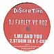 DJ FARLEY VS RGZ ME & YOU - Vinyl Records - MR200463