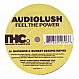 AUDIOLUSH - FEEL THE POWER - TURBULENCE HARDCORE 1 - VINYL RECORD - MR201095