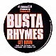 BUSTA RHYMES - GET DOWN - AFTERMATH - VINYL RECORD - MR201660