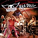 AEROSMITH - RAG DOLL - GEFFEN - VINYL RECORD - MR203180