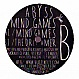 ABYSS  - MIND GAMES - BUZZIN FLY RECORDS 22 - VINYL RECORD - MR204432