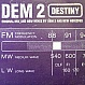 DEM 2 - DESTINY 1998 (DISC ONE) - LOCKED ON - VINYL RECORD - MR20449