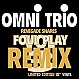 OMNI TRIO - RENEGADE SNARES (REMIX) - MOVING SHADOW 36R - VINYL RECORD - MR21432