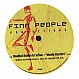 MODIFIED MOTION - BLOODY KNUCKLES / 1UP - FINN PEOPLE 2 - VINYL RECORD - MR220935