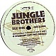 JUNGLE BROTHERS - I'LL HOUSE YOU - GEE STREET - VINYL RECORD - MR22211