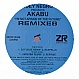 AKABU - I'M NOT AFRAID OF THE FUTURE (REMIXES) - Z RECORDS 89 - VINYL RECORD - MR222380