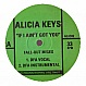 ALICIA KEYS - IF I AIN'T GOT YOU (REMIXES) - ALIC 2 - VINYL RECORD - MR225034