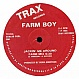 FARM BOY - JACK ME AROUND - TRAX - VINYL RECORD - MR2264