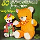 WALLY WHYTON - 50 ALL TIME CHILDREN'S FAVOURITES - HALLMARK - VINYL RECORD - MR227360