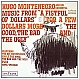ORIGINAL SOUNDTRACK - A FISTFUL OF DOLLARS (AND MORE) - RCA - VINYL RECORD - MR227874