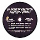 DJ STRYKER PRES DISCOTECA DIGITAL - HOLD ME TONIGHT - PN RECORDS 10 - VINYL RECORD - MR231308