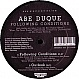 ABE DUQUE - FOLLOWING CONDITIONS - GIGOLO 215 - VINYL RECORD - MR239350