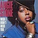 ANGIE STONE - WISH I DIDN'T MISS YOU (2008 REMIX) - WISH 1 - VINYL RECORD - MR249931
