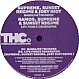 RAMOS SUPREME & SUNSET REGIME - GOTTA BELIEVE - TURBULENCE HARDCORE 9 - VINYL RECORD - MR268360
