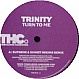 TRINITY - TURN TO ME - TURBULENCE HARDCORE 10 - VINYL RECORD - MR271161