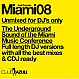 AZULI PRESENTS - MIAMI 2008 (UN-MIXED) - AZULI CD 66UM - CD - MR272095