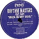 MR28625: RHYTHM MASTERS FT BABY - IBIZA IN MY SOUL - BRITISH 12