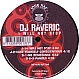 DJ RAVERIC - I WILL NOT STOP - JOHN DOE 8 - VINYL RECORD - MR288196