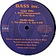 BASS INC - BASS INCORPORATED - 80 AUM RECORDS - VINYL RECORD - MR288664