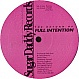 FULL INTENTION - AMERICA (I LOVE AMERICA) - SUGAR DADDY - VINYL RECORD - MR30551