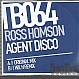 ROSS HOMSON - AGENT DISCO - TOOLBOX 64 - CD - MR331061