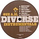 DIVERSE ONE A.M (INSTRUMENTALS) - Vinyl Records - MR335585