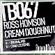 ROSS HOMSON - CREAM DOUGHNUT - TOOLBOX 67 - CD - MR338221