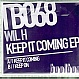 WILL H - KEEP IT COMING EP - TOOLBOX 78 - CD - MR338245