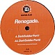 RENEGADE - DARK SOLDIER PART 1&2 - DREAD 15 - VINYL RECORD - MR37912