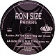 RONI SIZE - ALL THE CREW BIG UP - V RECORDINGS 8 - VINYL RECORD - MR38863