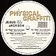 JESUS JACKSON - DAMN - PHYSICAL GRAFFITI MUSIC - VINYL RECORD - MR416763