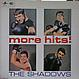 THE SHADOWS - MORE HITS! THE SHADOWS - EMI COLUMBIA - VINYL RECORD - MR419545