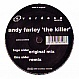 ANDY FARLEY - THE KILLER - OVERDOSE - VINYL RECORD - MR45790