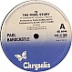 PAUL HARDCASTLE - 19 (THE FINAL STORY) - CHRYSALIS - VINYL RECORD - MR46015