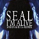 SEAL - I'M ALIVE (REMIX) - ZTT - VINYL RECORD - MR6794