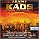 ADAM F PRESENTS - KAOS (THE ANTI-ACOUSTIC WARFARE) - EMI - VINYL RECORD - MR68353