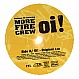PLATINUM 45 FT MORE FIRE CREW - OI - GO BEAT - VINYL RECORD - MR69737